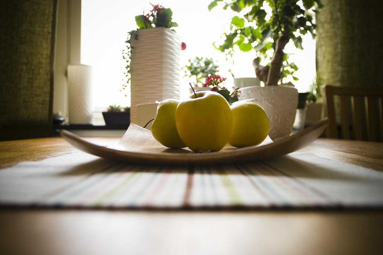 Jak wzmocnić energię w jadalni?